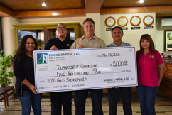 Bridge Capital Donates to Governo Tournamets